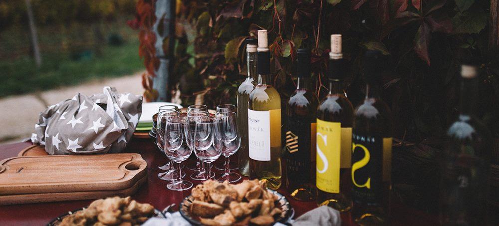Węgry winem płynące